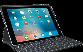 Logitech announces new Create keyboard case for iPad Pro 9.7