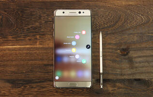 Samsung Galaxy Note7 review