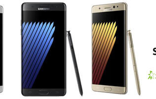 Samsung Galaxy Note7 telco price plan comparison