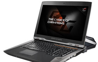 ASUS updates ROG line of gaming laptops with NVIDIA's latest 10-series GPUs
