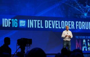 Intel IDF 2016 keynote highlights: Bringing mixed reality to life