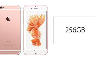 New iPhones could have up to 256GB of storage