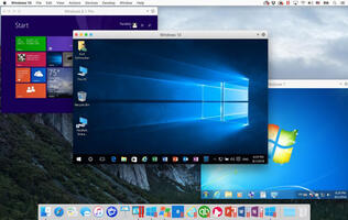 The new Parallels Desktop 12 for Mac is faster and simpler to use