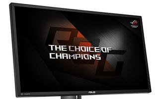 The ASUS ROG Swift PG248Q is a 180Hz G-Sync monitor designed for competitive gaming