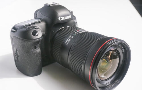 Hands-on with the Canon EOS 5D Mark IV *updated*