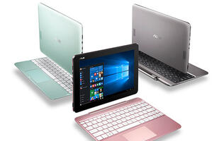 The ASUS Transformer Book T101 is a compact and affordable 2-in-1 notebook