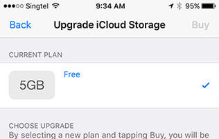 Out of storage? Apple now has a 2TB iCloud storage plan