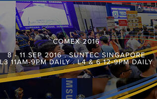 Here are the 6 things happening at Comex 2016 that you should not miss