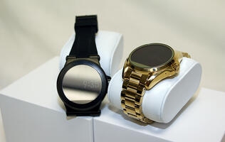 In pictures: Michael Kors Access, the glamorized Android Wear smartwatch