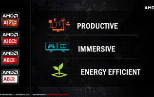 "AMD officially launches its new 7th generation A-series ""Bristol Ridge"" APUs"