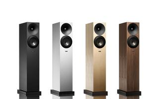 Amphion unveils their stylish tower speakers, the Argon3LS