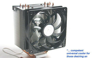 First Looks: Cooler Master Hyper 212 CPU Cooler