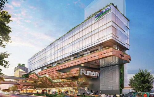 New Funan to feature indoor cycling, sports facilities and new cinema experience