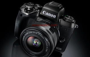 Rumor: Is this the upcoming Canon EOS M5?