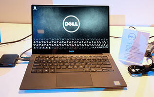 Dell updates the XPS 13 with the latest Intel processors (Updated)