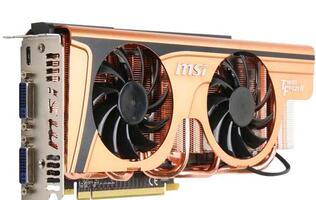 First Looks: MSI N465GTX Twin Frozr II Golden Edition