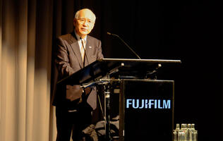 Fujifilm announces their entry into medium format at Photokina 2016