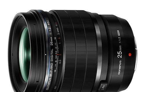 Olympus announces three new lenses: 25mm f/1.2, 12-100mm f/4, 30mm f/3.5 macro