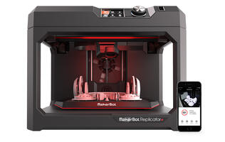MakerBot launches two new 3D printers for professionals and schools