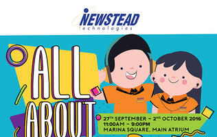 Got deal, got talk: Newstead's All about Audio roadshow is now on at Marina Square