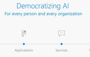 Microsoft creates a new 5,000-strong AI division; forms 'Partnership on AI' with Google, Facebook, Amazon, and IBM