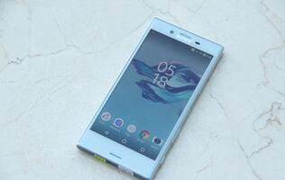 In Pictures: The Sony Xperia X Compact up-close