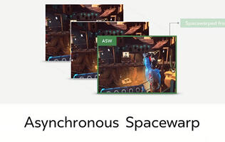 Oculus' Asynchronous Spacewarp technology vastly lowers the requirement for VR-ready PCs