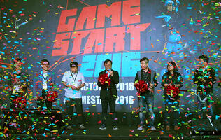 Photos: GameStart 2016 at Suntec Convention Hall