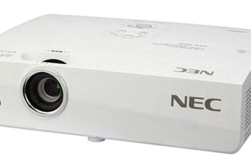 NEC launches new MC series projectors designed for classroom and office use