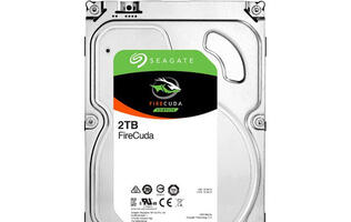 Seagate launches new 2.5-inch drives - 2TB FireCuda and 5TB Barracuda