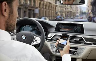 BMW Connected now available in Singapore
