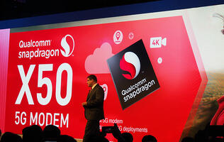 Qualcomm ushers 5G networks with X50 5G modem for smartphones