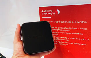 Qualcomm and Netgear jointly launch MR1100 mobile router with 1Gbps speed