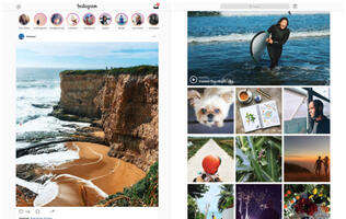 The Instagram app for Windows 10 now works on PCs and tablets