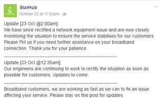 StarHub confirms DDoS attacks affected its home broadband service (Updated)