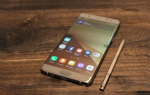Reminder: Samsung's Galaxy Note7 Exchange program starts today at 5PM
