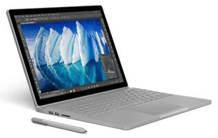 Microsoft updates Surface Book with longer battery and better graphics