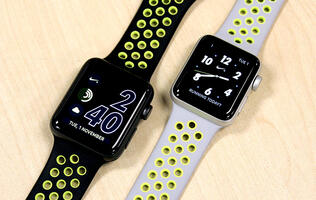 In pictures: The new Apple Watch Nike+