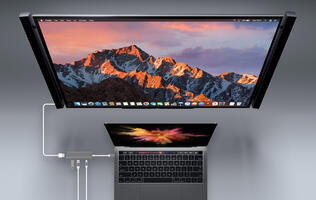 New HyperDrive dongle connects 2016 MacBook Pros to HDMI and USB 3.0 devices