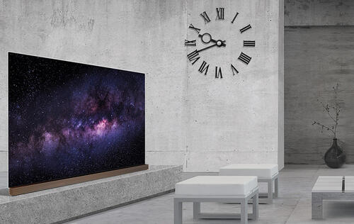 Performance & Conclusion : LG Signature G6 OLED TV review