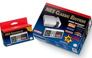 Nintendo NES Classic Edition now available locally!