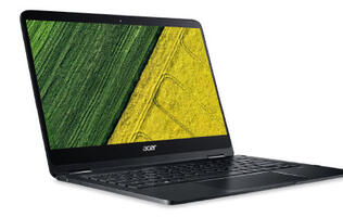 The Acer Spin 7 is a sleek and versatile convertible notebook for work and play