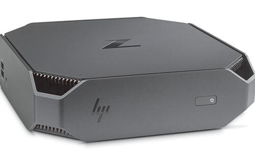 The HP Z2 Mini G3 is a tiny NVIDIA Quadro-powered workstation that packs a powerful punch
