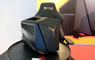 Lenovo's new IdeaCentre Y710 Cube and IdeaPad Y910 gaming systems pack a serious punch