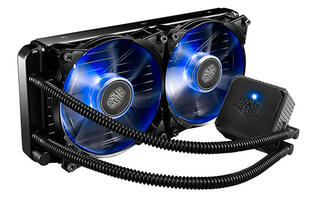 Cooler Master's new Seidon 240P and 120V V3 Plus AIO liquid coolers are really affordable