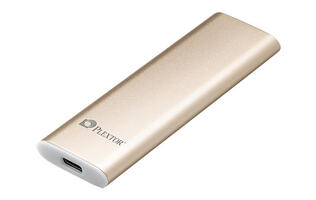 Plextor's new EX1 is a speedy portable external SSD for enthusiasts