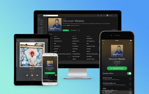 New version of Spotify possibly fixes drive-writing bug?