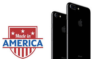 Apple looking to build iPhones in America