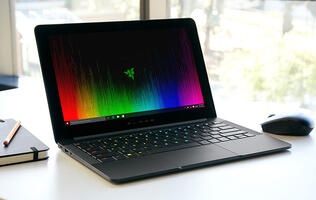 The Razer Blade Stealth gaming ultrabook is now available with Intel's new Kaby Lake chips