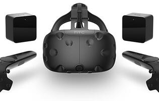 HTC quietly launches its Vive VR headset in Singapore